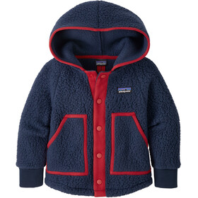 Patagonia Retro Pile Jacket Baby Kids, neo navy